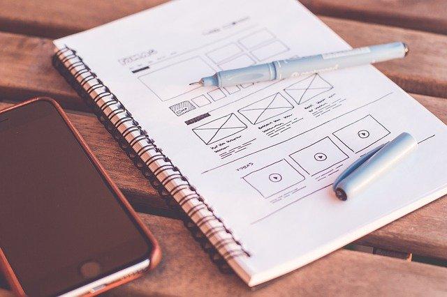 עיצוב אתר- תכנון אתר לפני בניית אתר